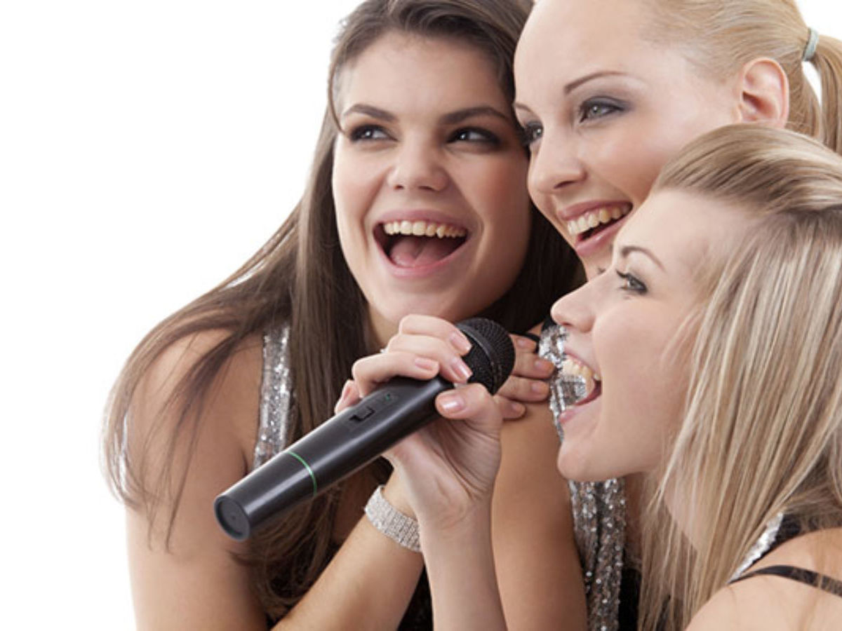 Hen Party Karaoke & Evening Meal Booths