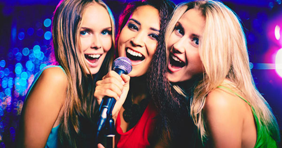 Karaoke & Evening Meal Hen Party Cardiff