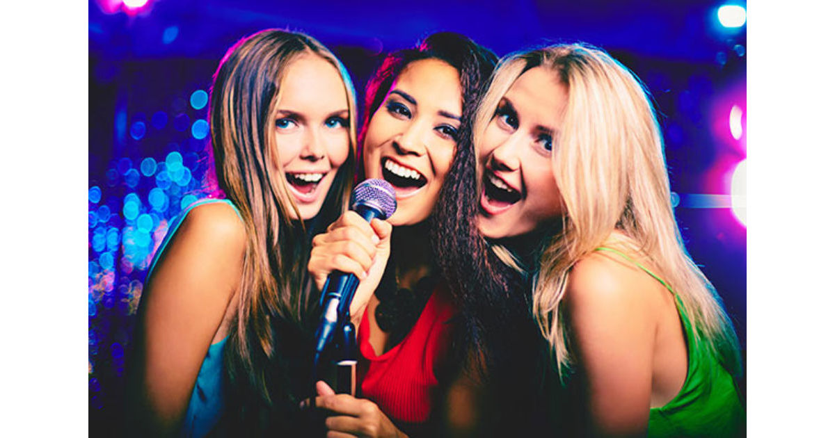 Karaoke & Evening Meal Hen Party Newcastle