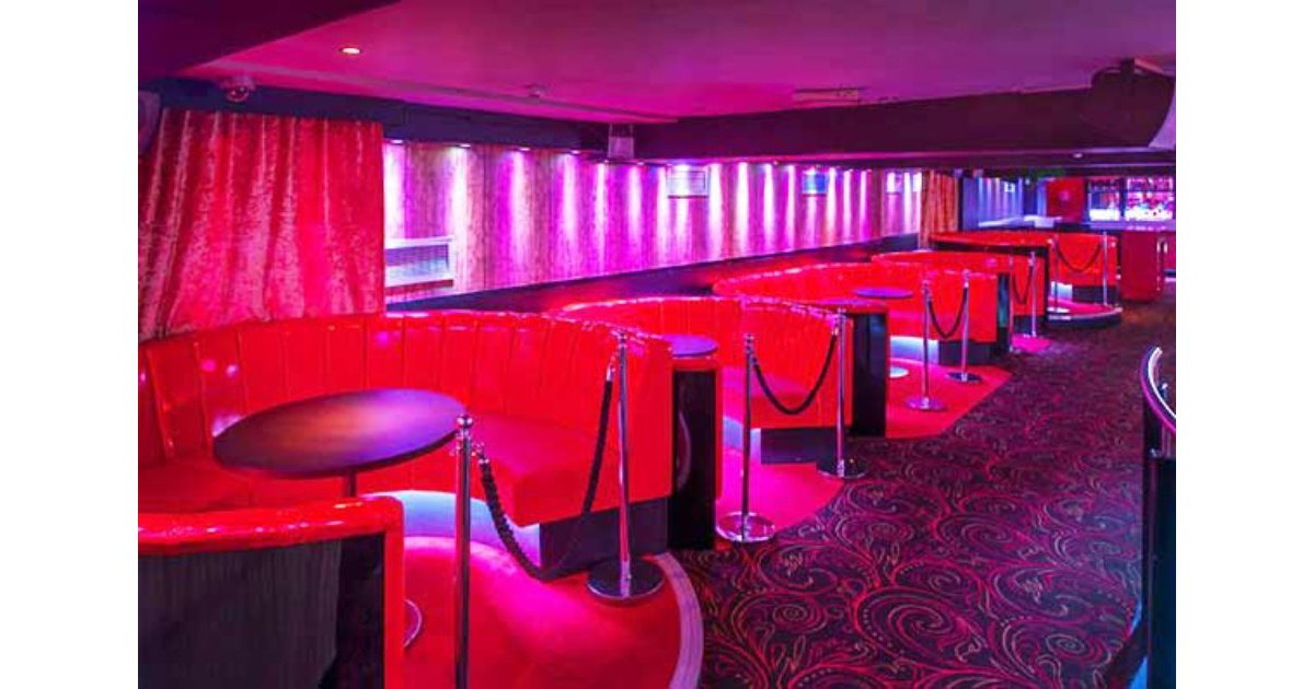 Kuda Nightclub & Booths Hen Party Cambridge