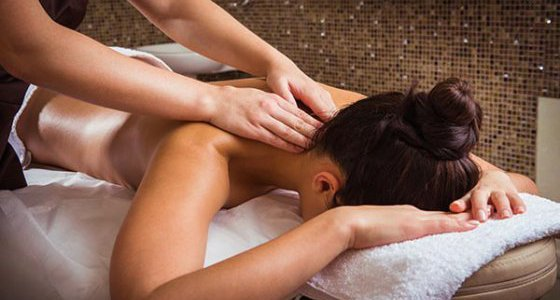 Learn to Massage Hen Party Bristol