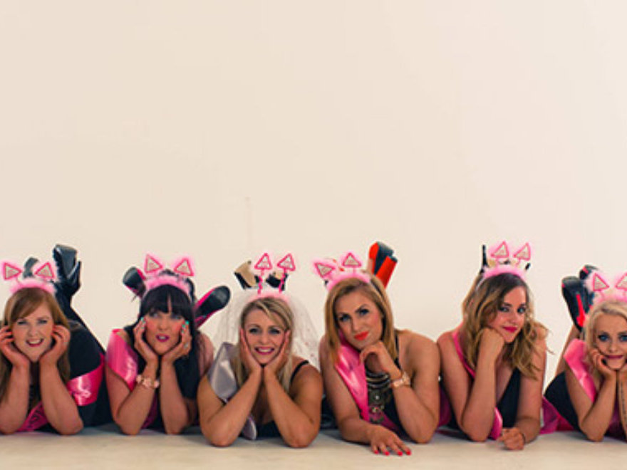 Hen Parties Photoshoot Makeover