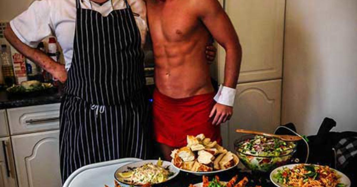 Naked Chef Indulgent Meal Hen Party Birmingham