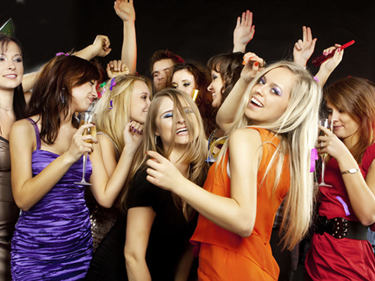 Nightclub Entry Hen Parties
