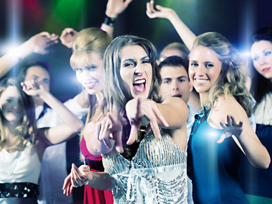 Nightclub Entry Hen Party