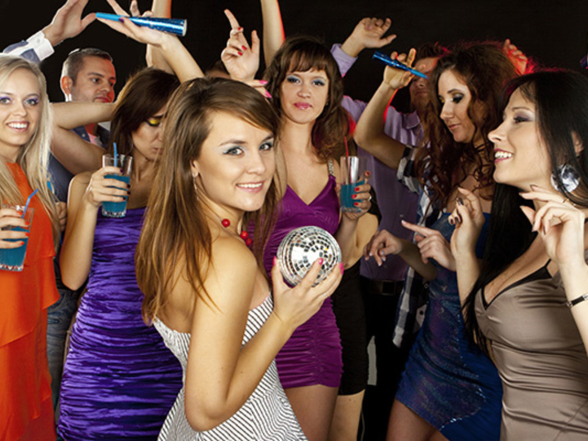 Nightclub Entry Hen Party Activity