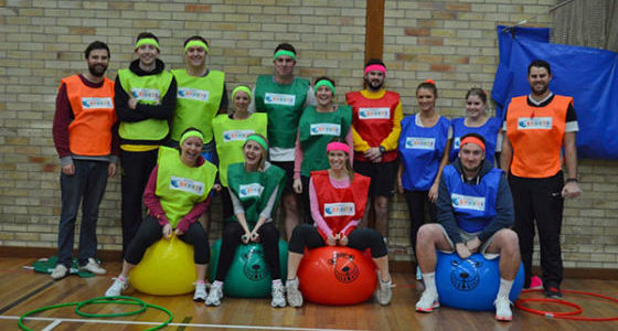 Old School Sports Day Hen Party Cardiff
