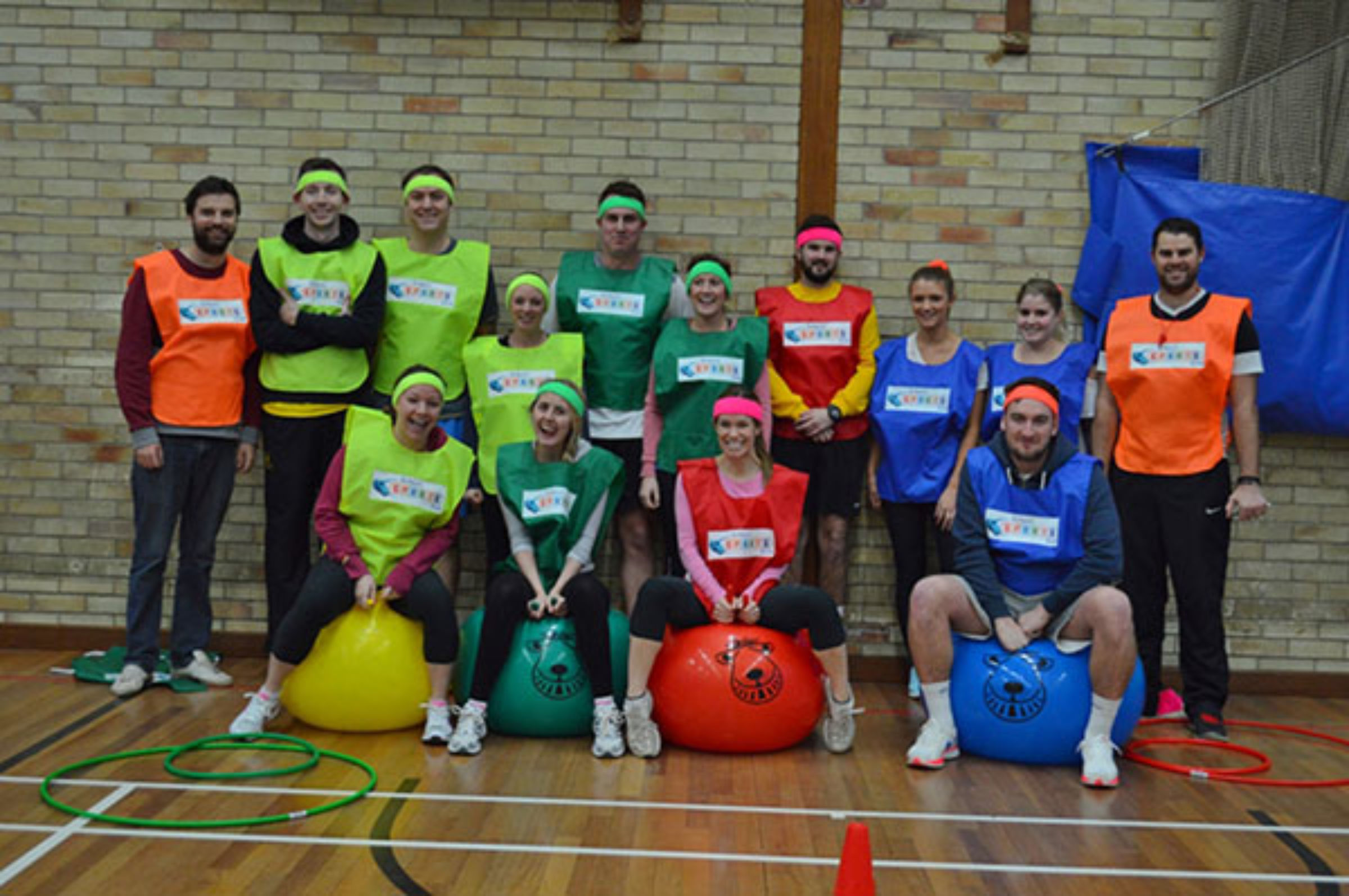 Old School Sports Day Hen Party Glasgow