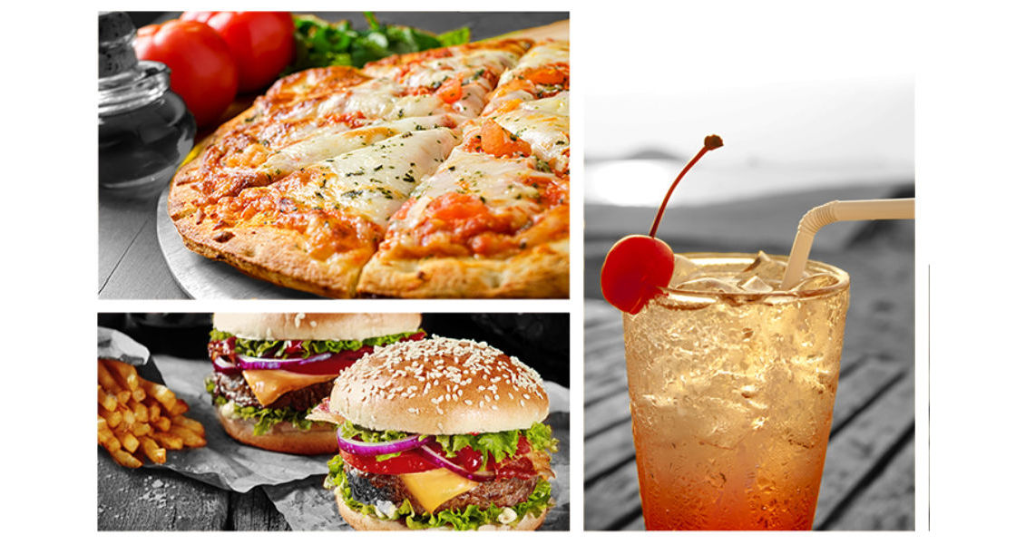 Pizza or Burger & Drink Hen Party