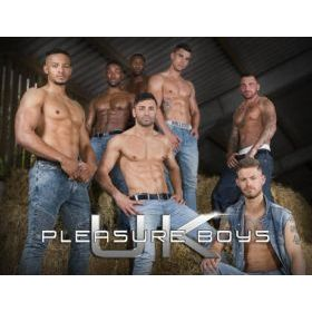 Pleasure Boys Show Hen Party Cardiff