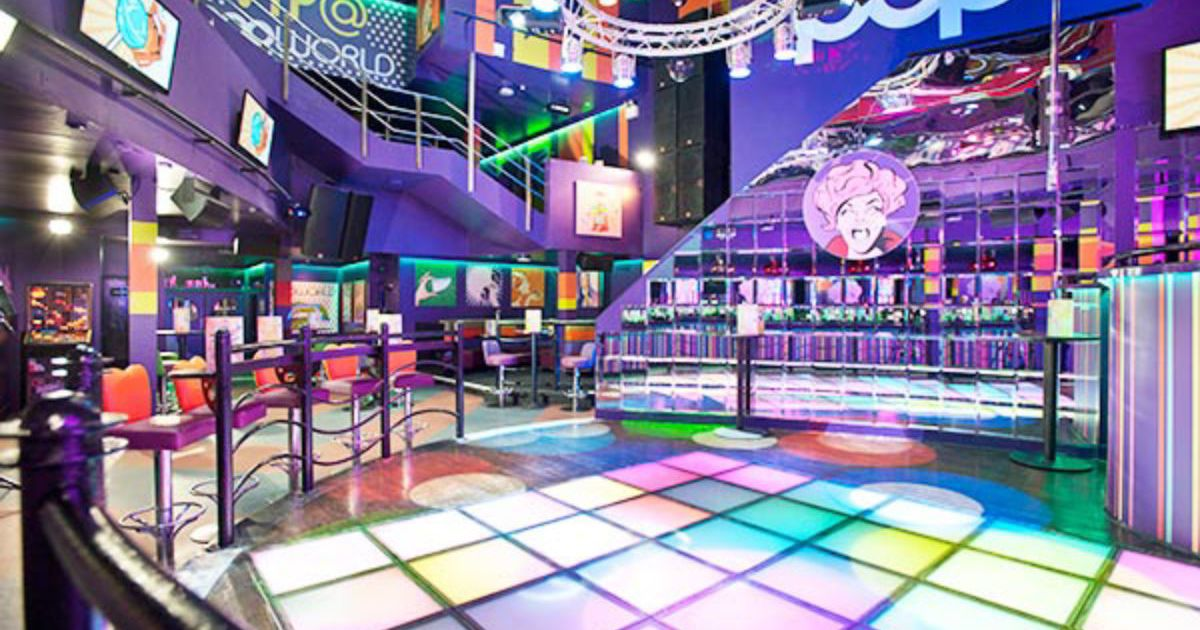 Popworld Nightclub Entry Hen Party Birmingham