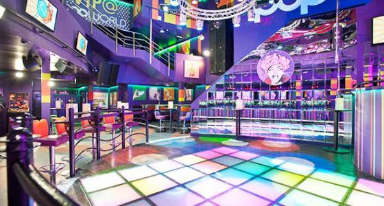 Popworld Nightclub Entry Hen Party Cardiff