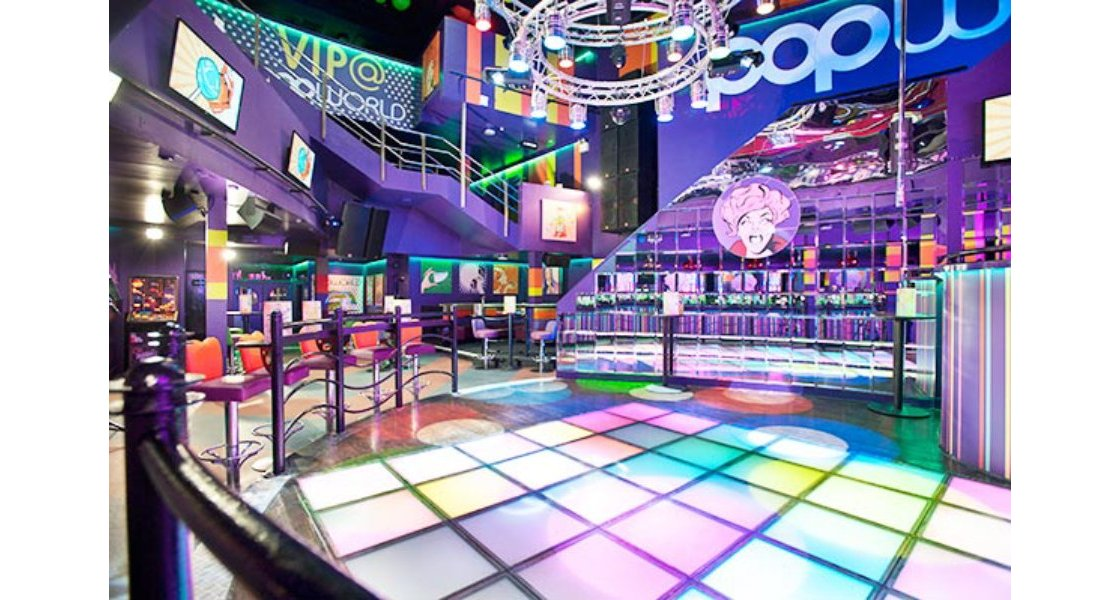 Popworld Nightclub Entry Hen Party Sheffield