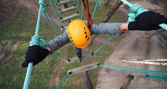 Quads & High Ropes Hen Party Swansea
