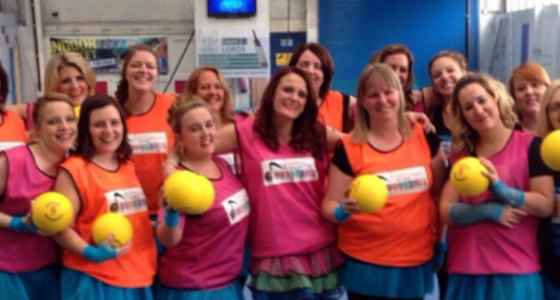 Glasgow School Sports Day & Disco Dodgeball Hen Night