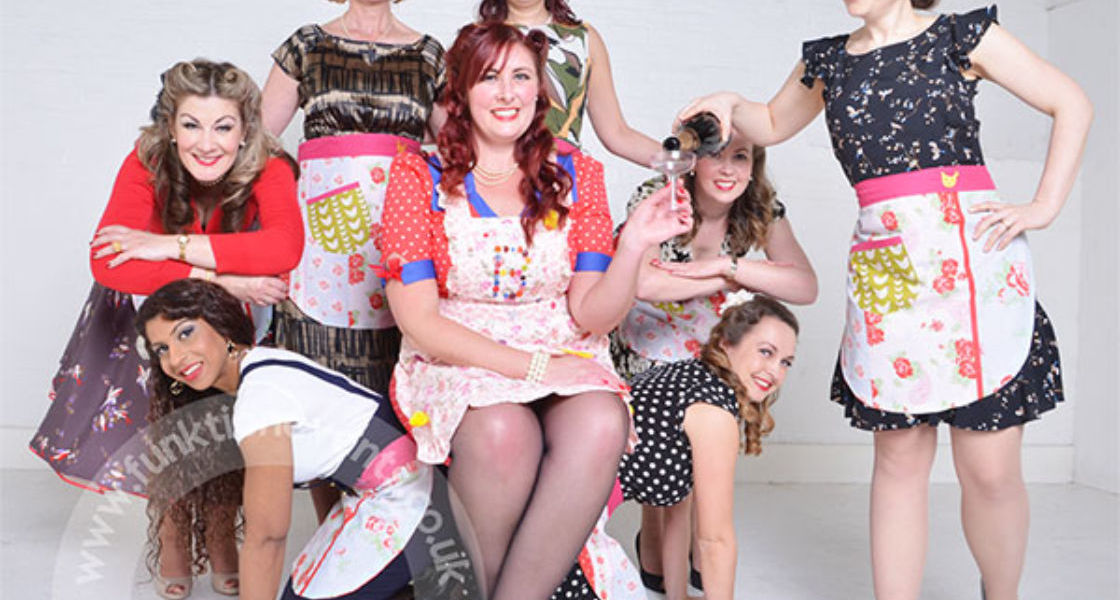 Vintage Makeover & Photoshoot Hen Party Glasgow