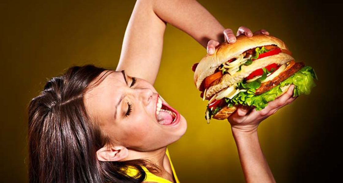Woman Vs Food Challenge Hen Party Leicester