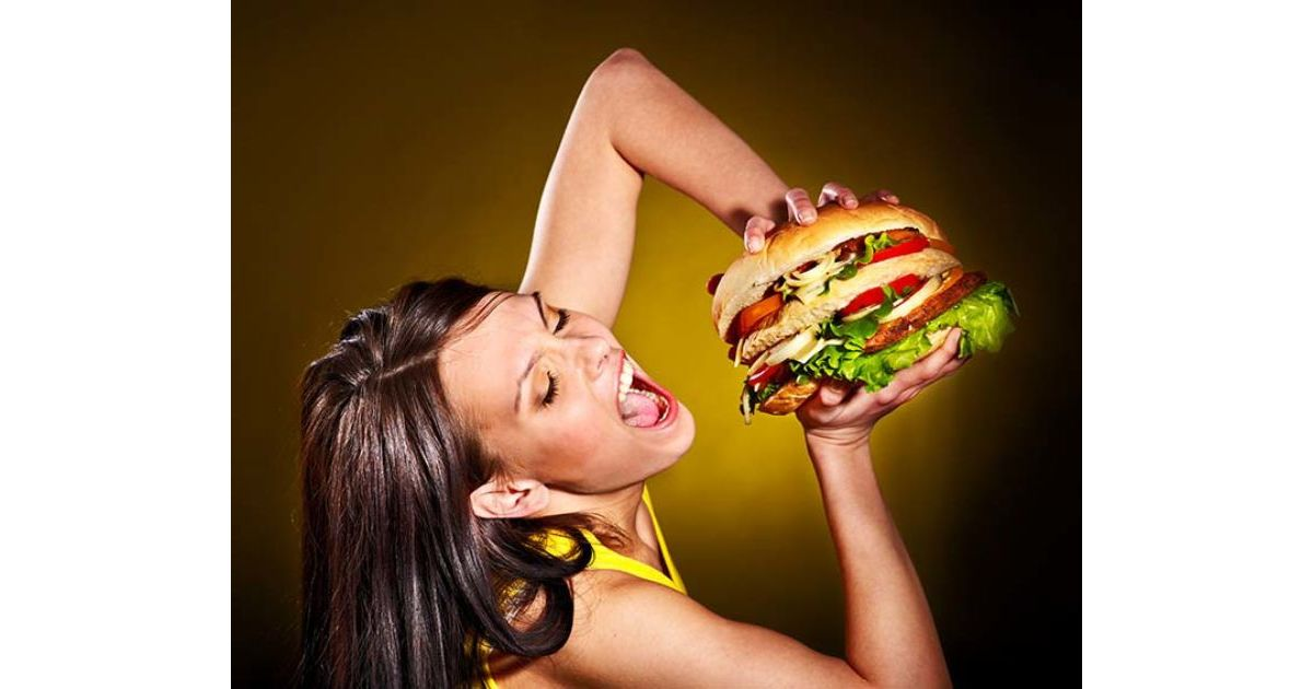 Woman Vs Food Challenge Hen Party Manchester