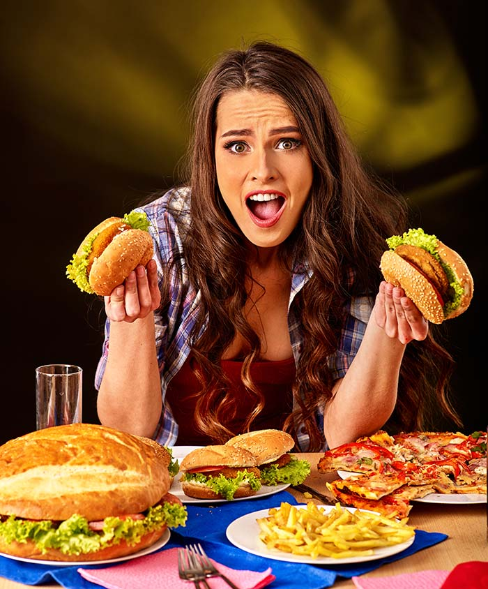Woman Vs Food Hen Party Manchester