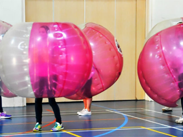 Zorb Bubble Games Hen Weekend
