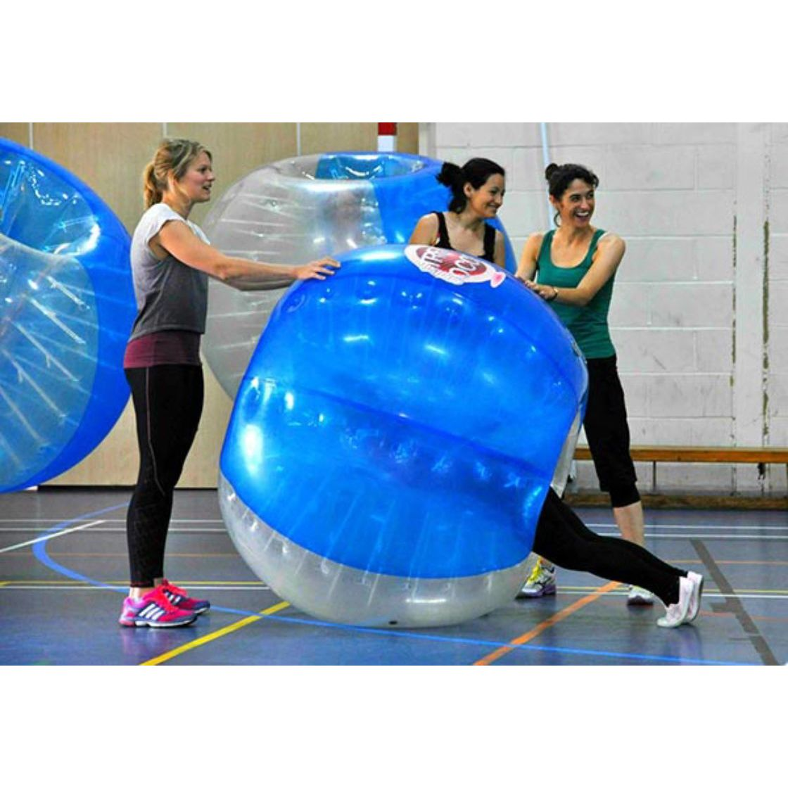 Zorb Bubble Games Hen Party Edinburgh