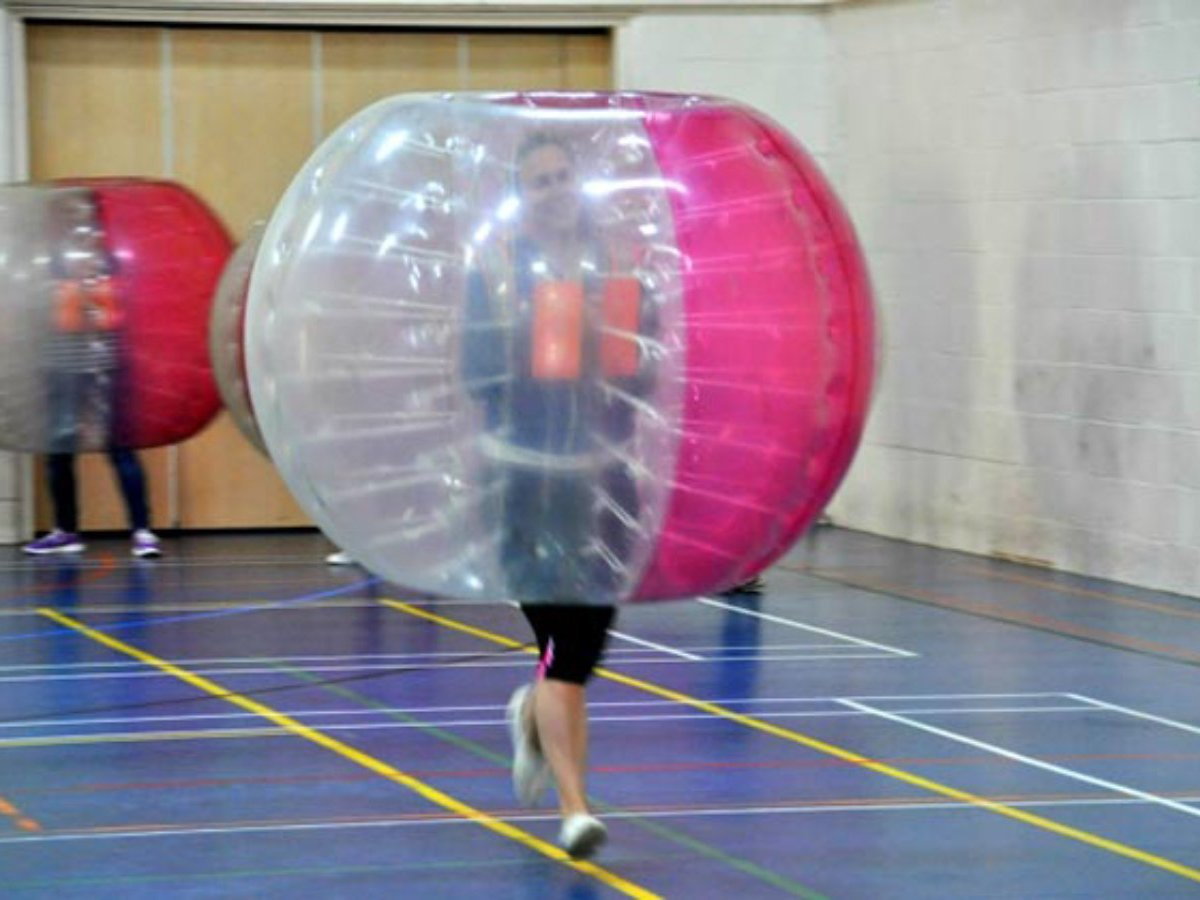 Zorb Bubble Hen Do