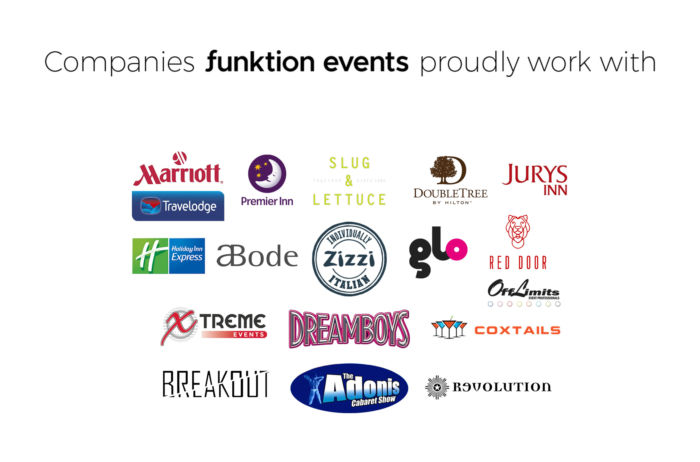 Companies We Have Worked With