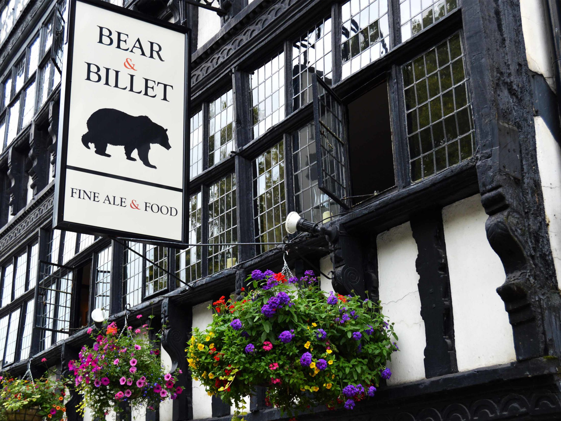 Bear & Billet - Real Ale Pubs in Chester