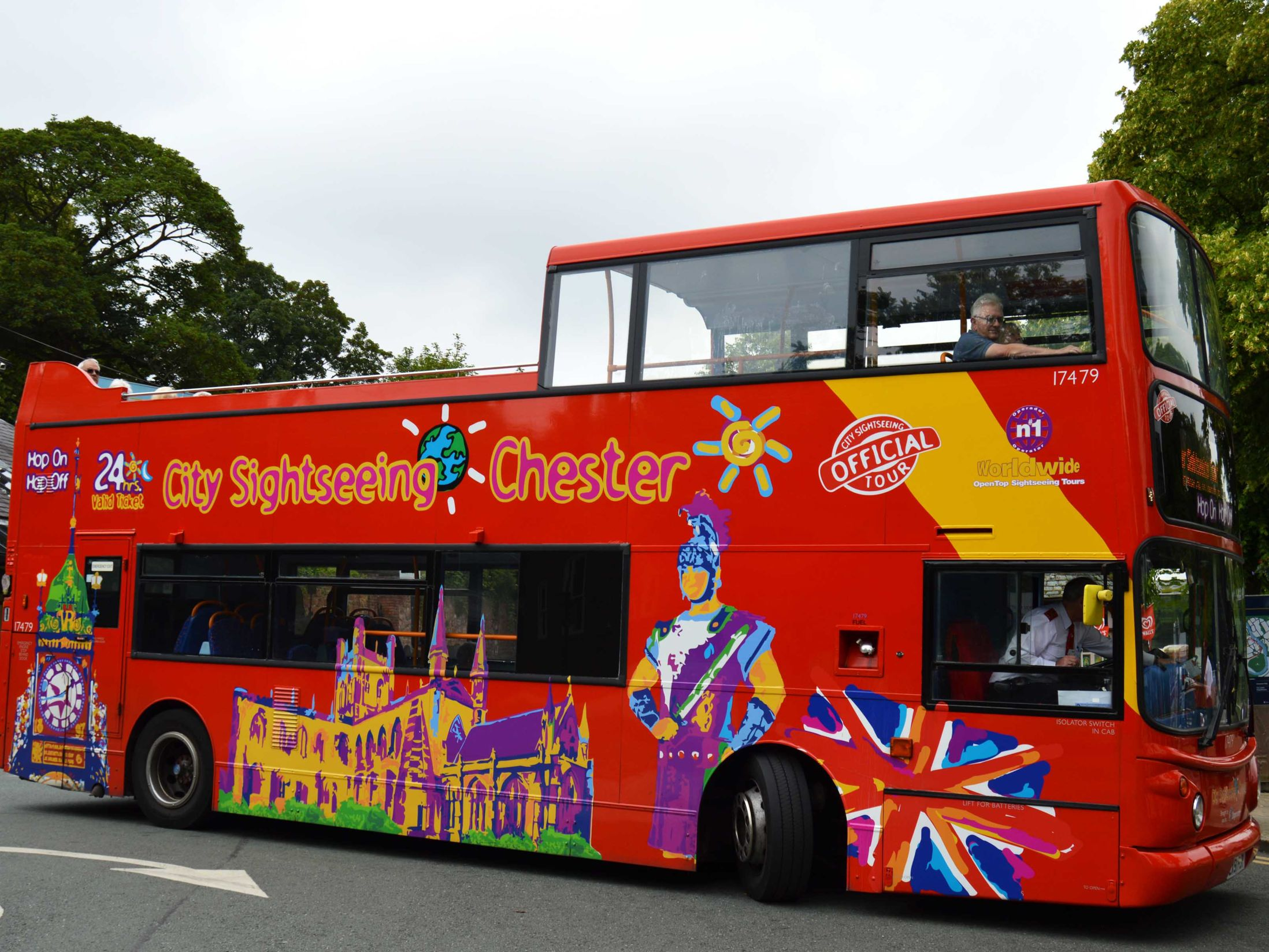 Chester Bus Tour - Things to Do in Chester