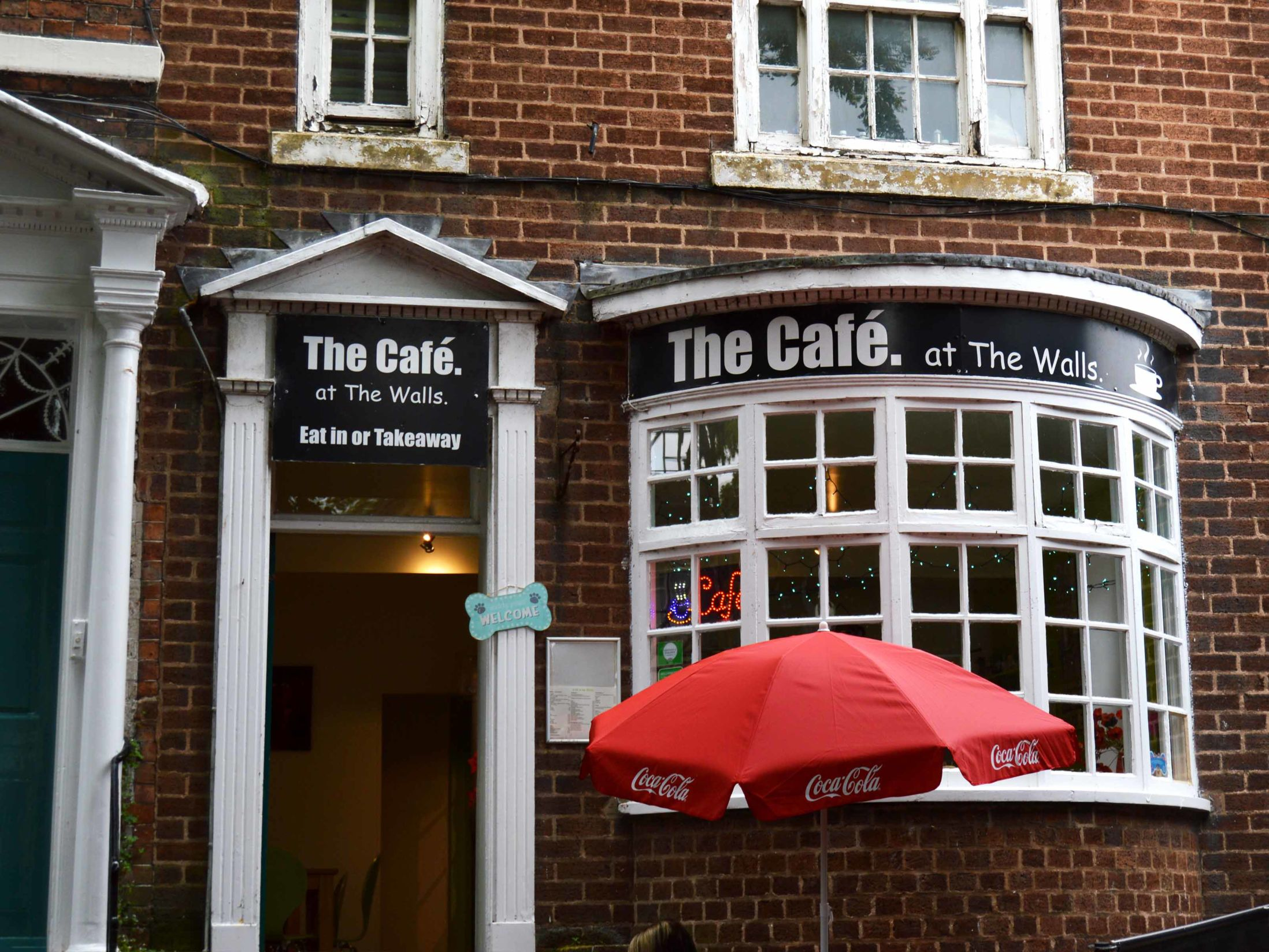 The Cafe at the Walls - Best Breakfast in Chester