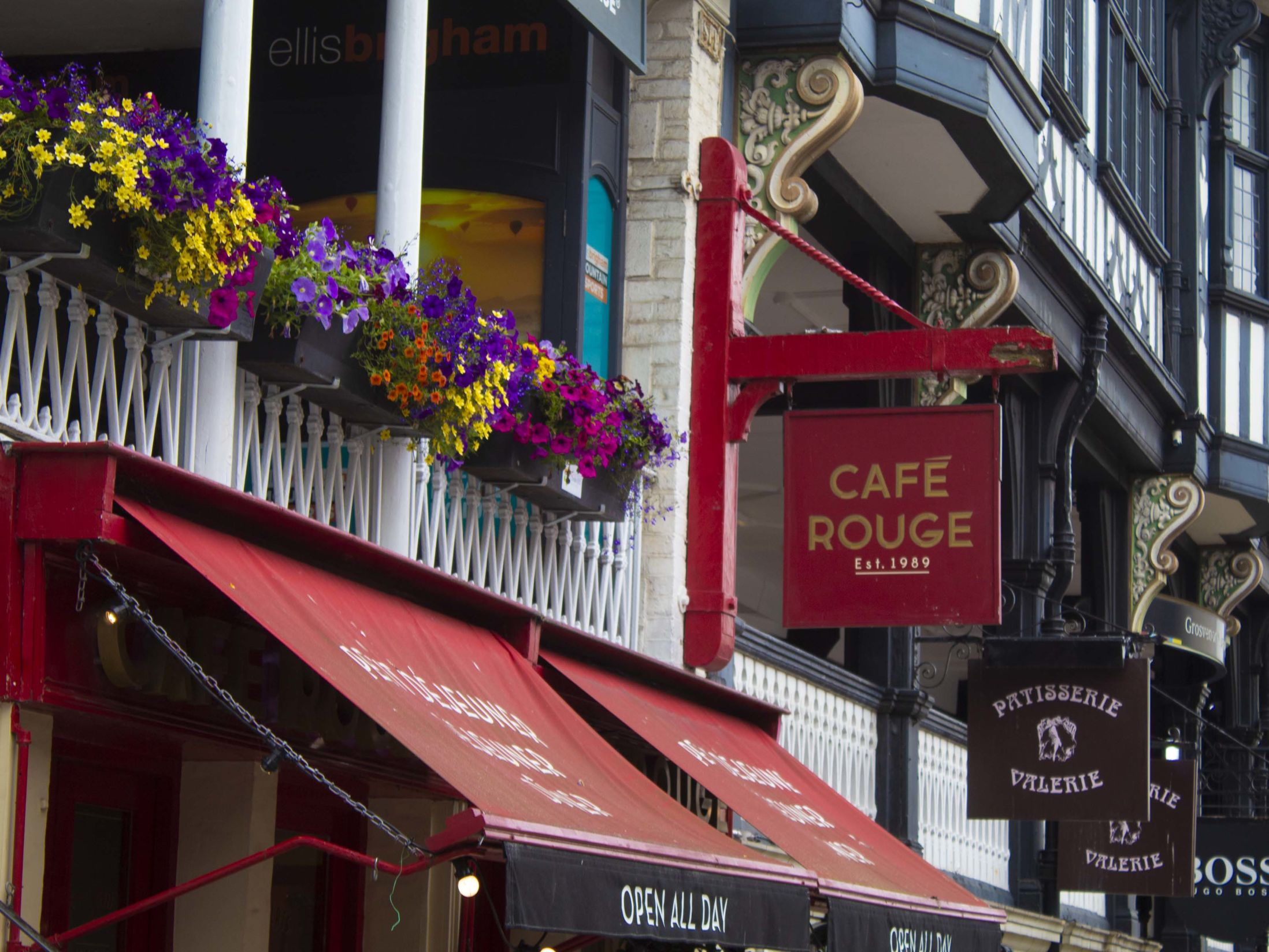 Cafe Rouge - Best Breakfast in Chester