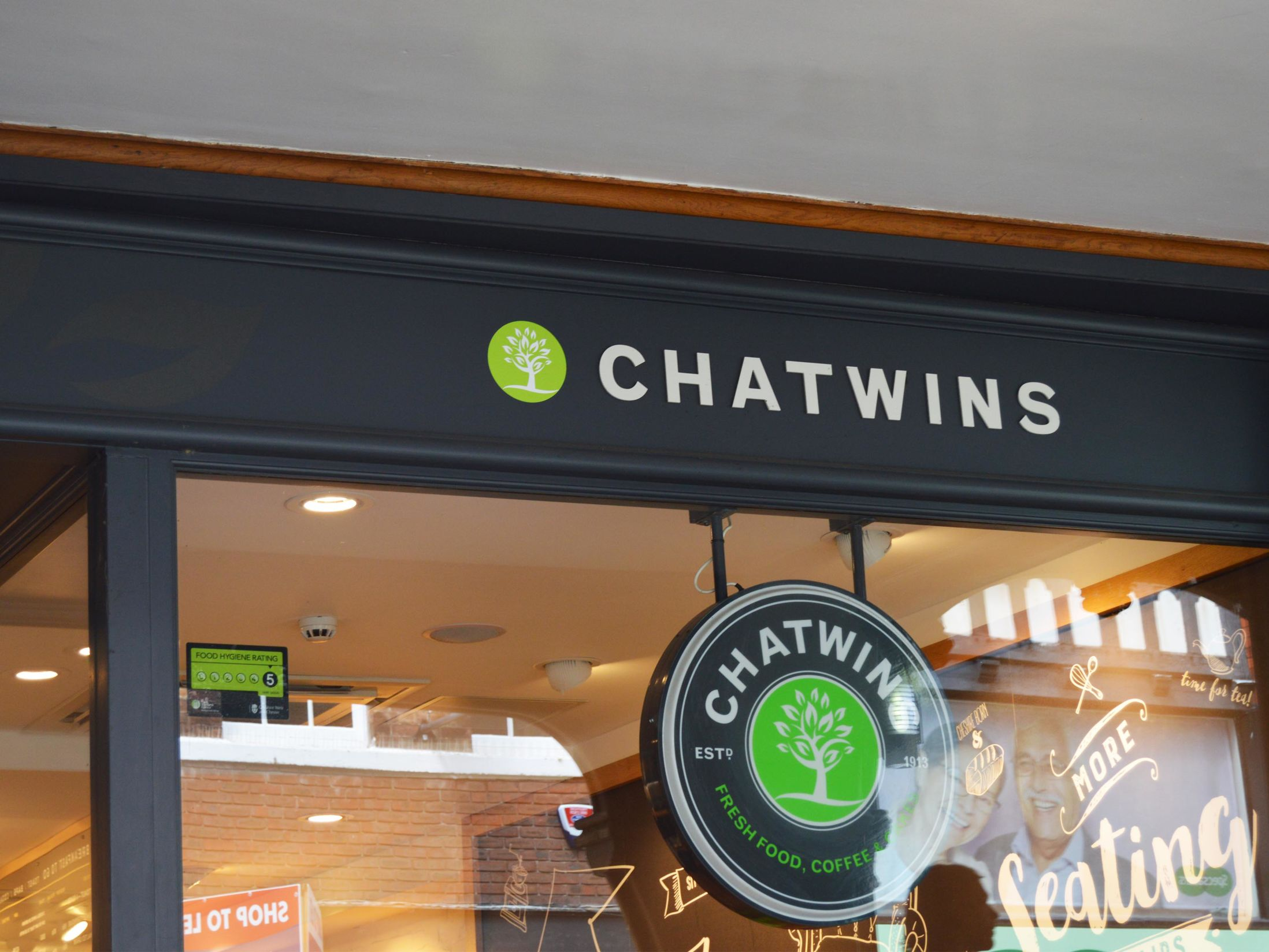 Chatwins - Best Breakfast in Chester
