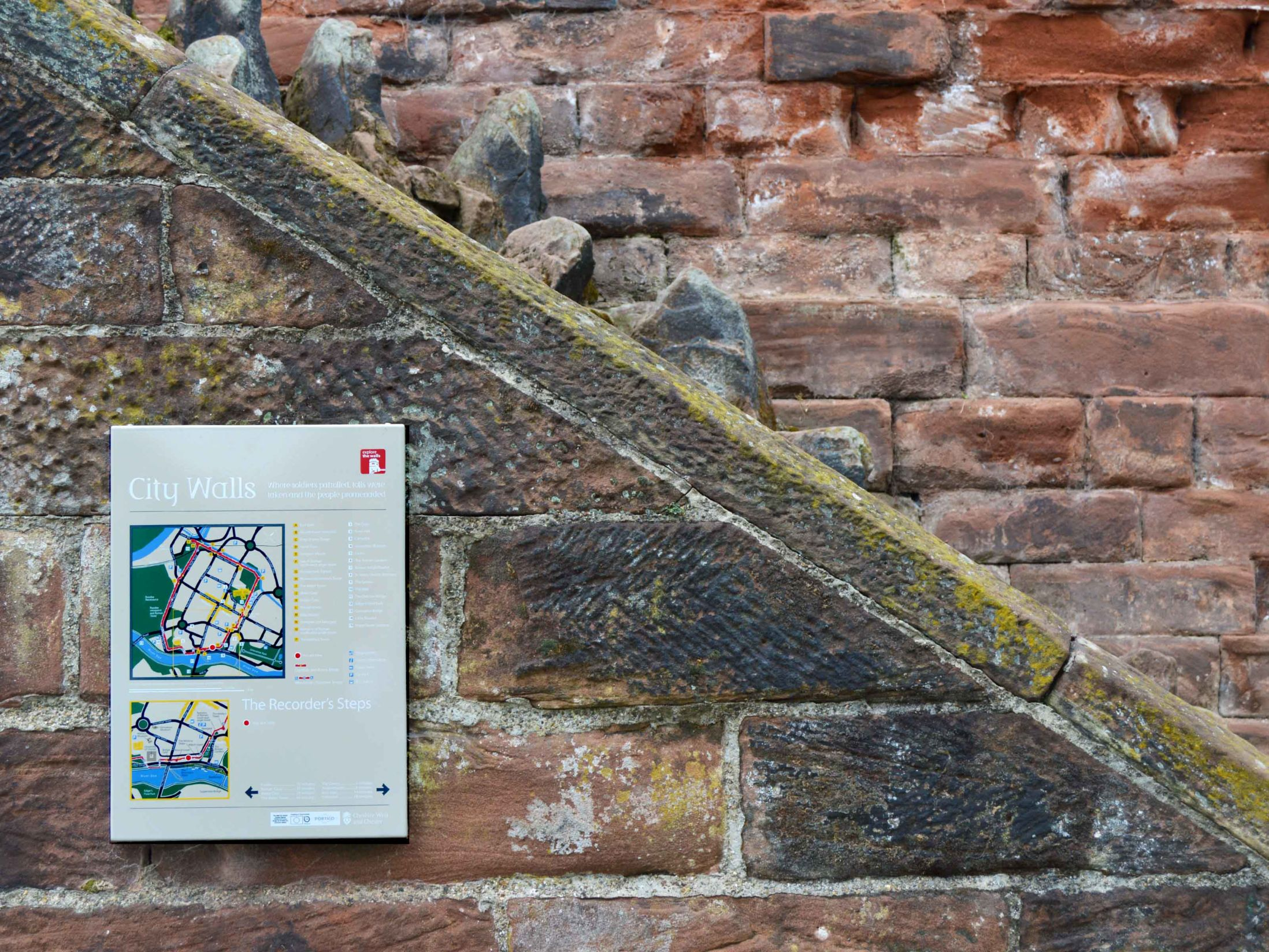 Walls of Chester - Things to Do in Chester