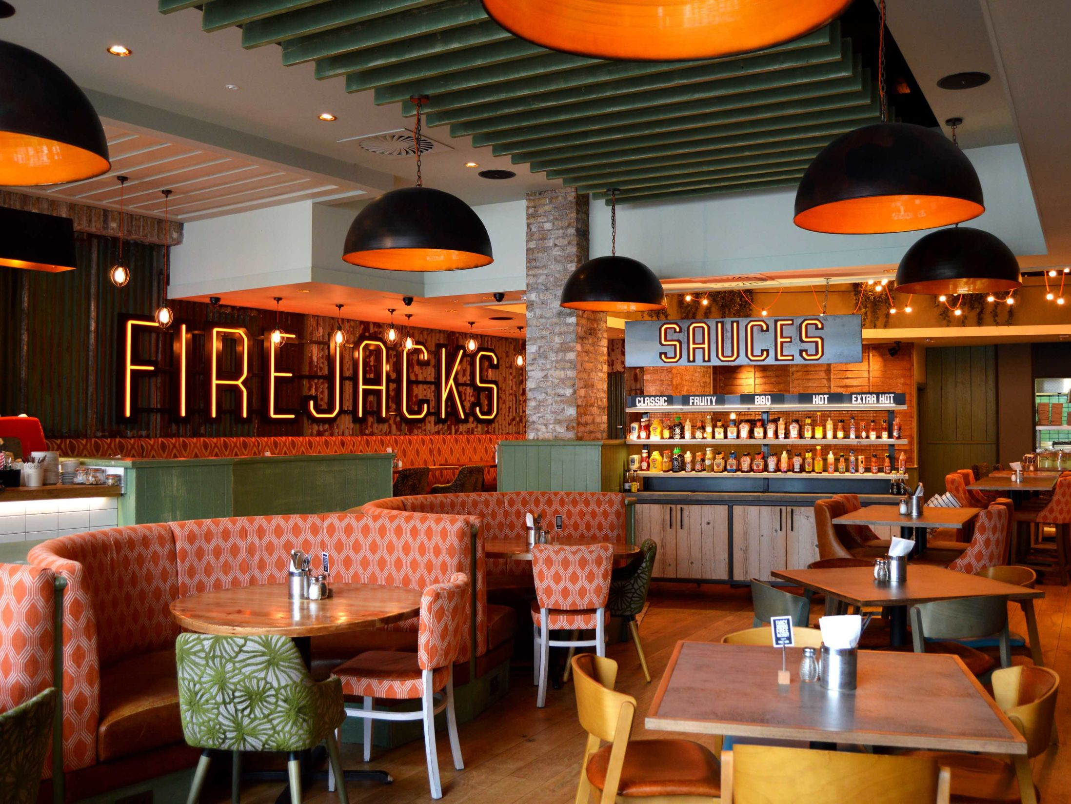 Firejacks - Best Restaurants in Chester