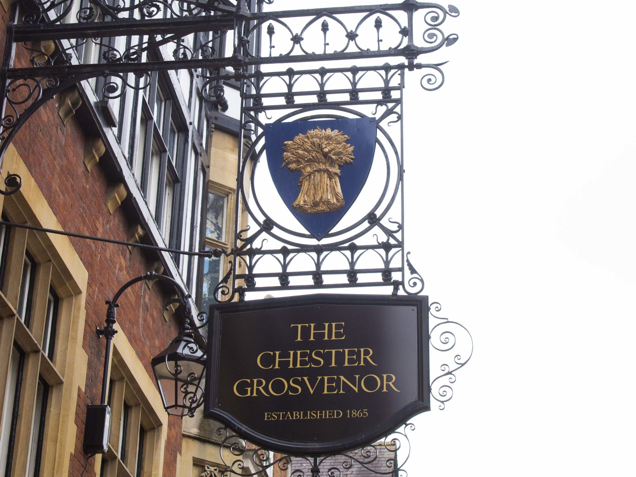 Afternoon Tea at Chester Grosvenor - Things to Do in Chester