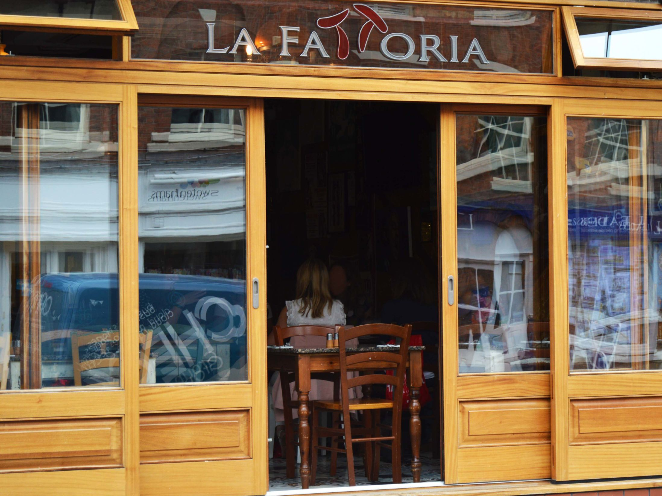 La Fattoria - Best Restaurants in Chester