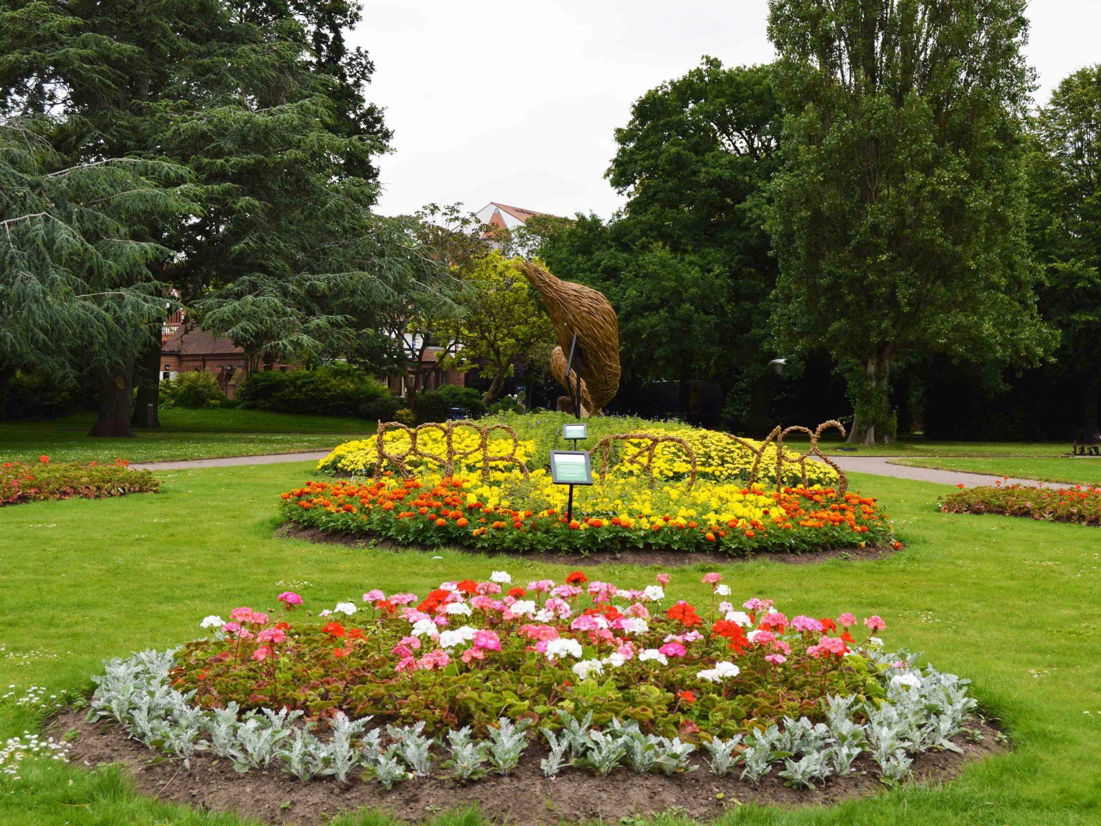 Grosvenor Park - Things to Do in Chester