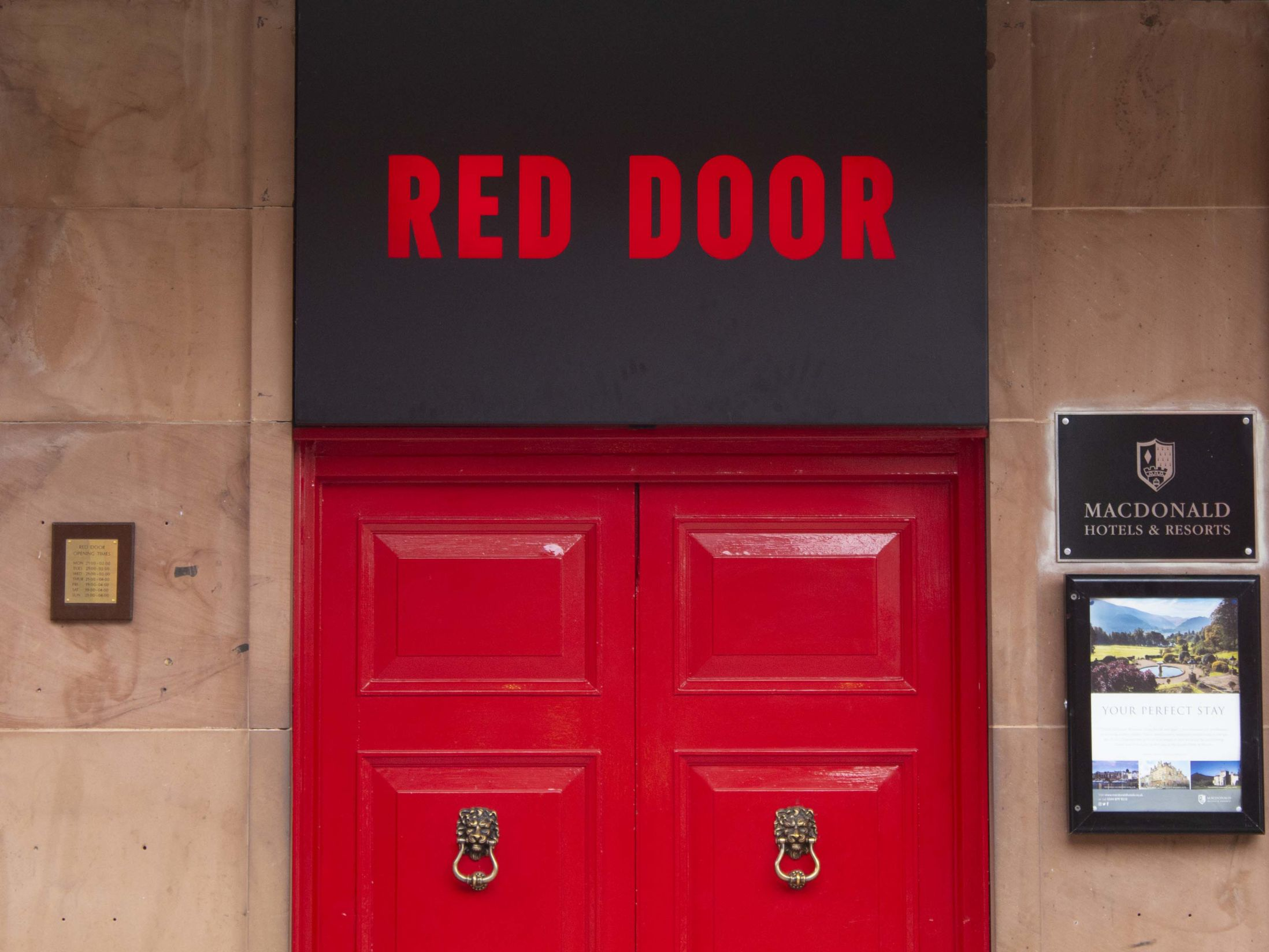 Red Door - Cocktail Bars in Chester
