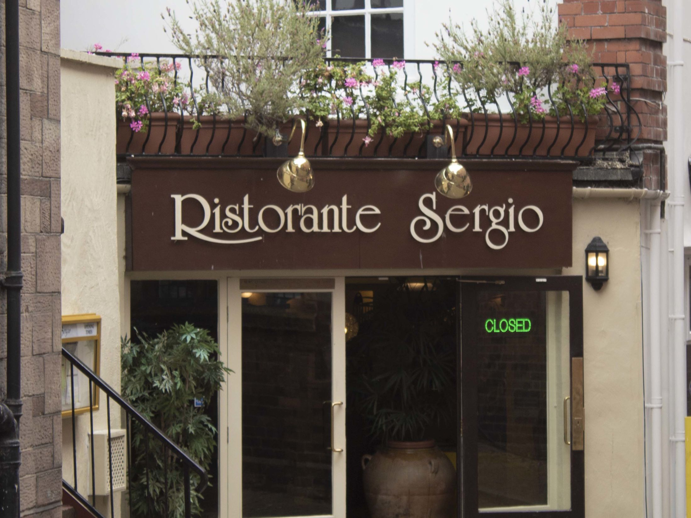 Ristorante Sergio - Best Restaurants in Chester