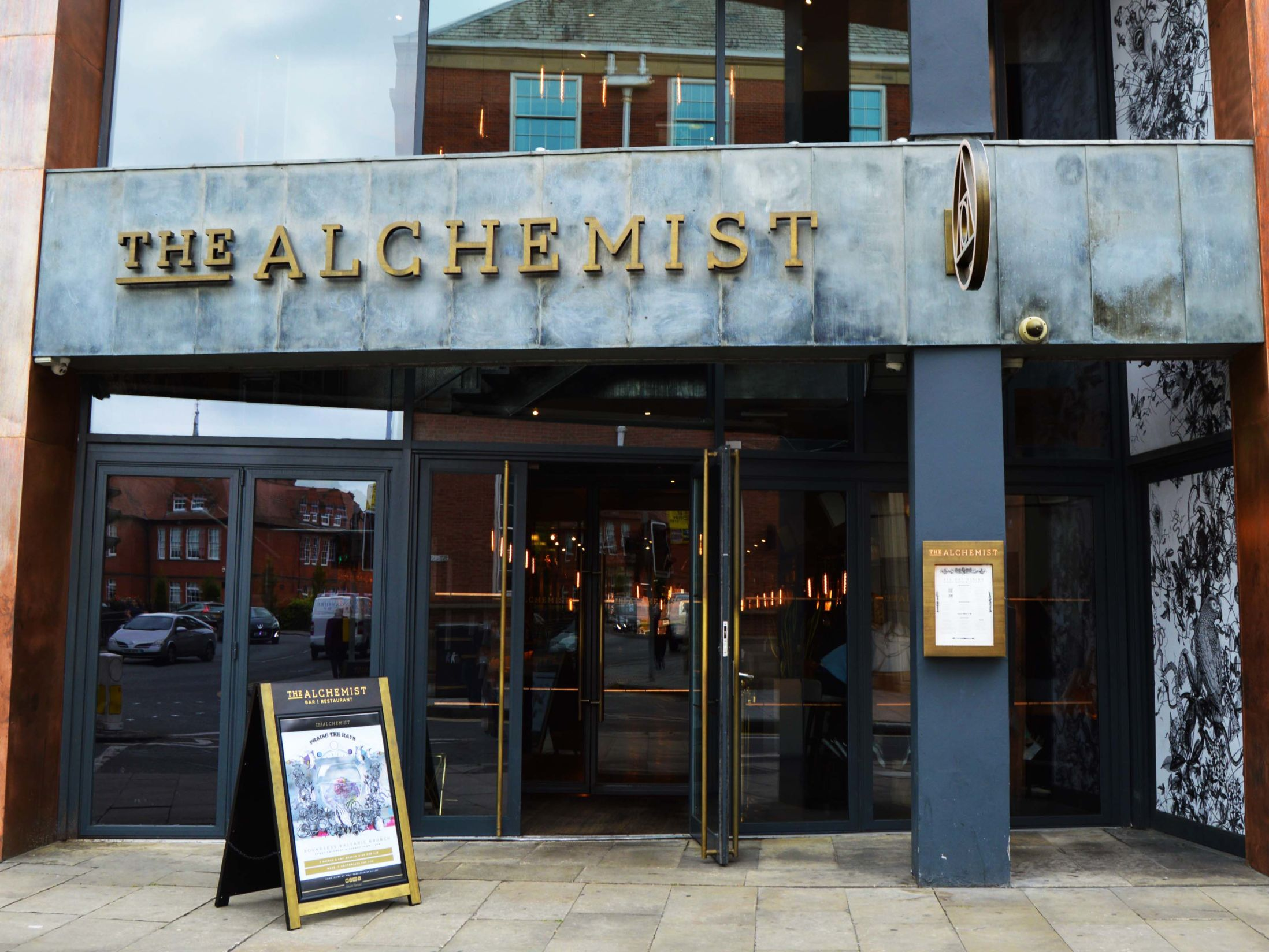 The Alchemist - Cocktail Bars in Chester