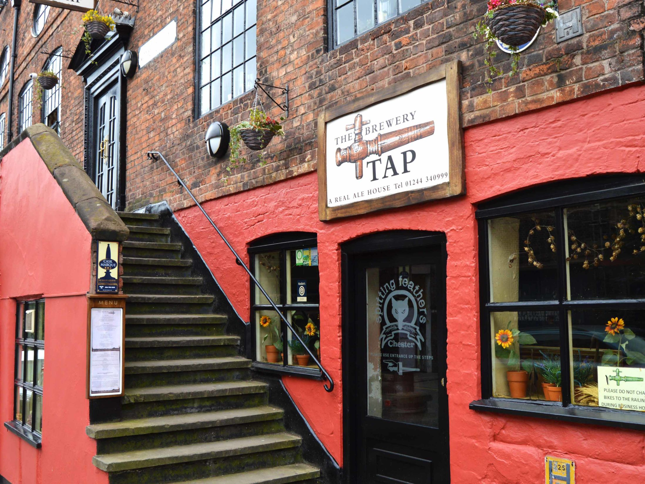 The Brewery Tap - Real Ale Pubs in Chester