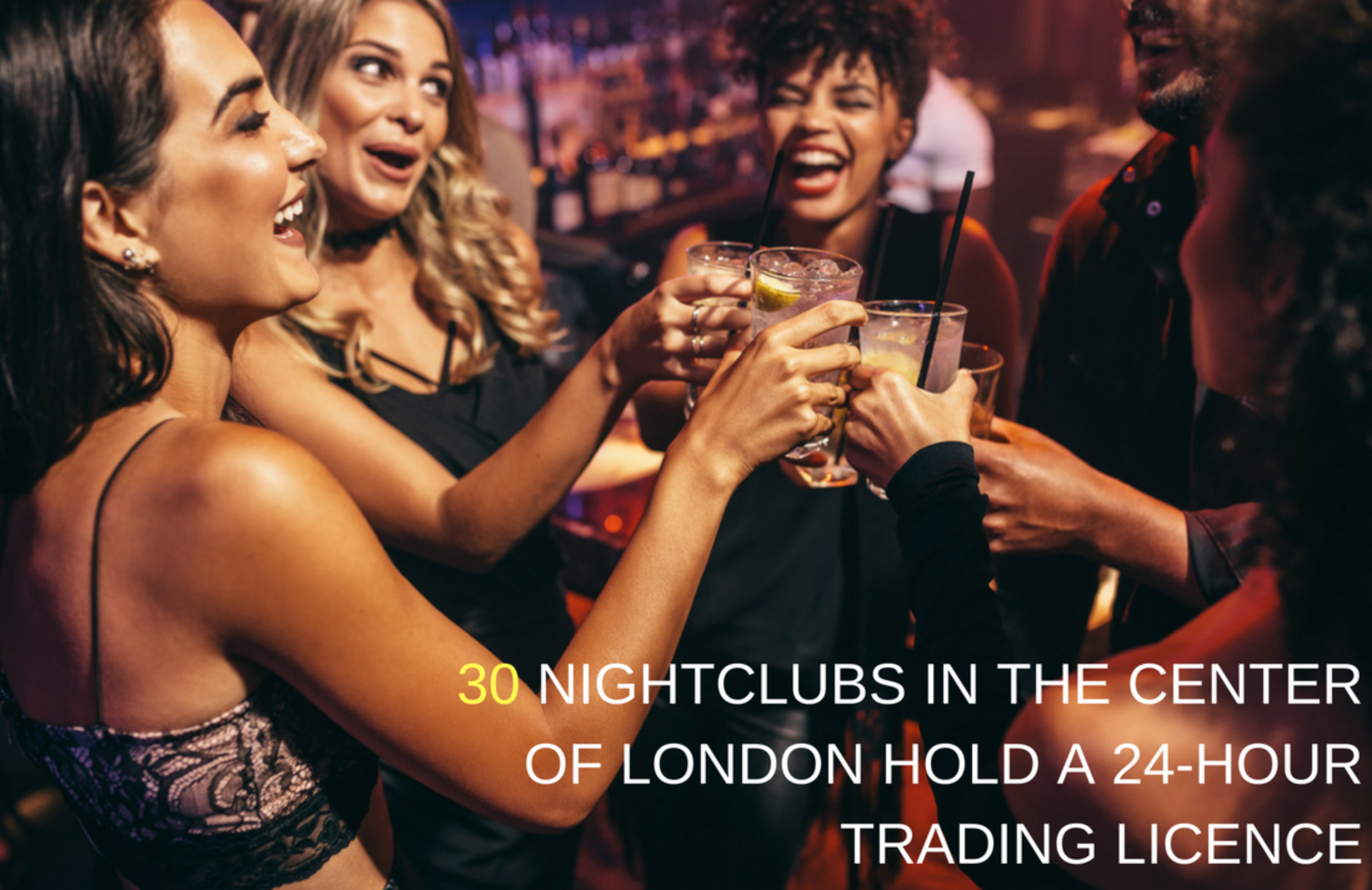 The London Hen Party Guide - Nightlife