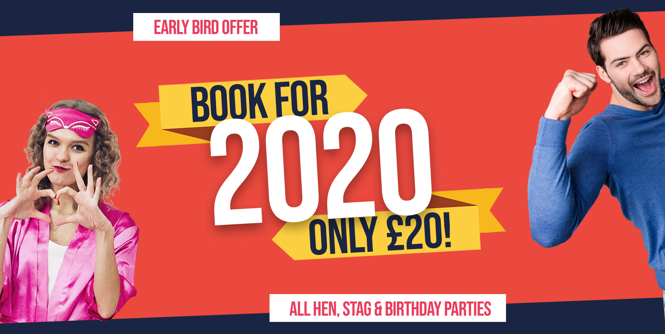 2020 Early Bird Offer