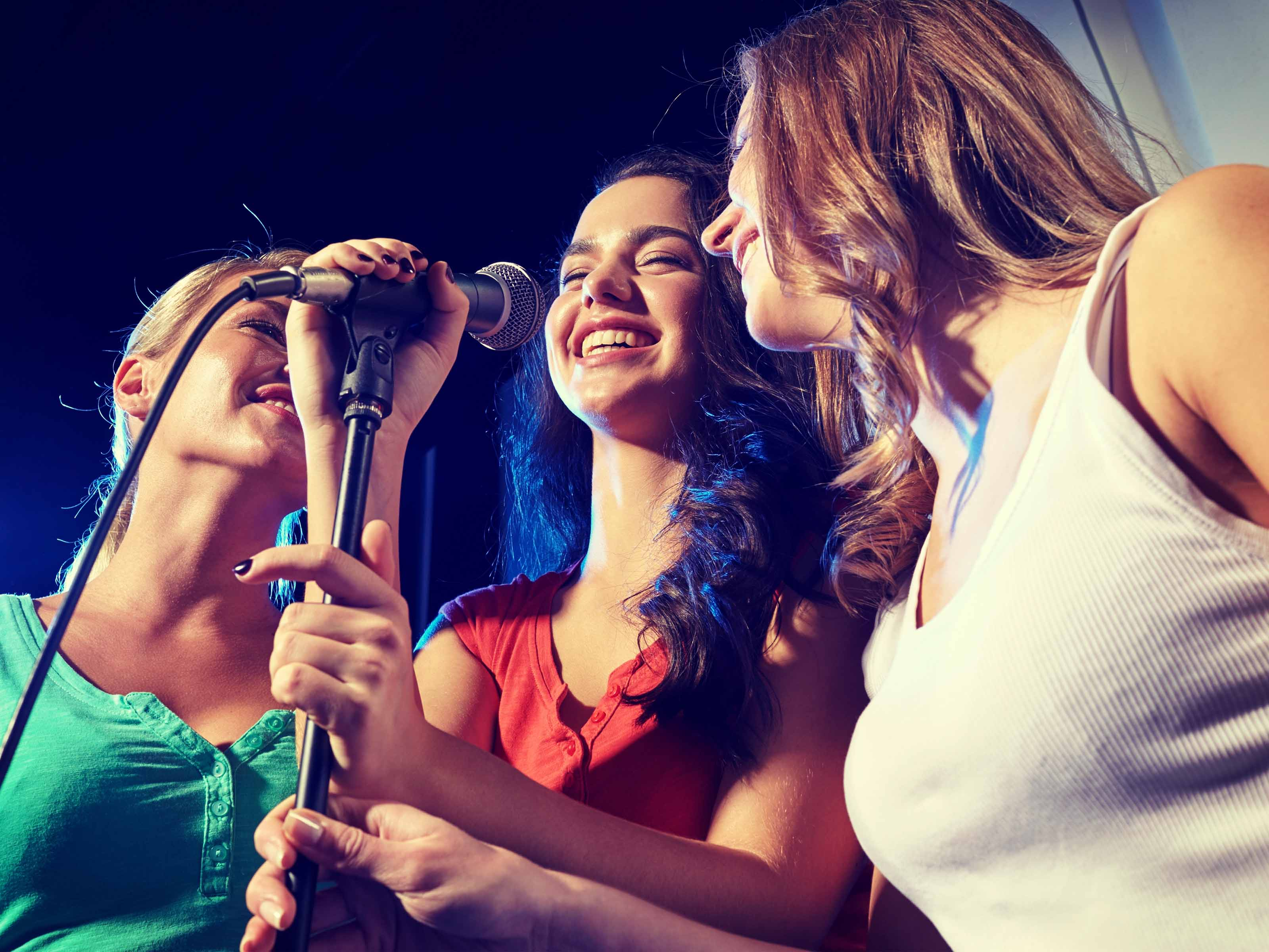 Create a Karaoke Night