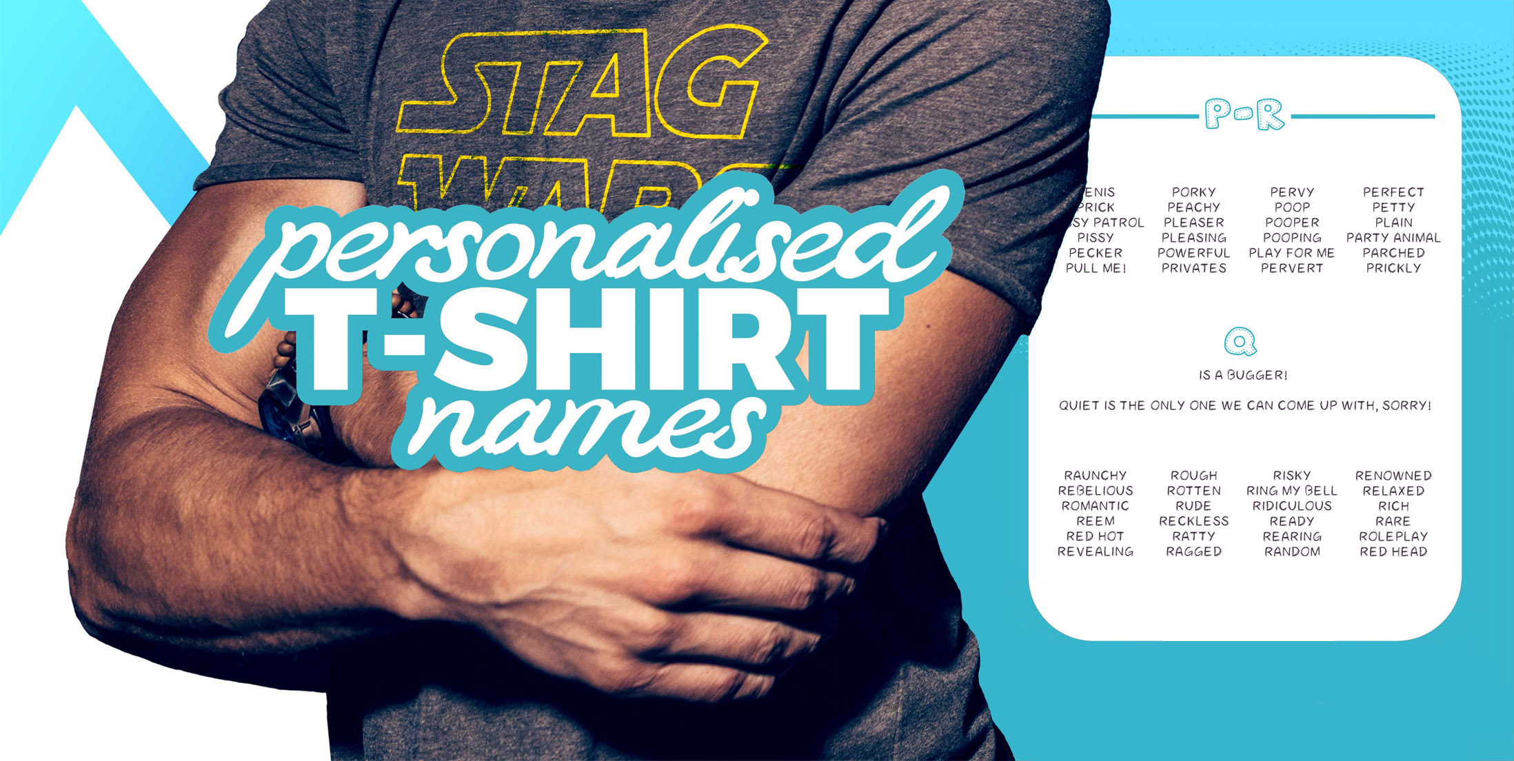 Freebies Page - Stag Do T-shirt
