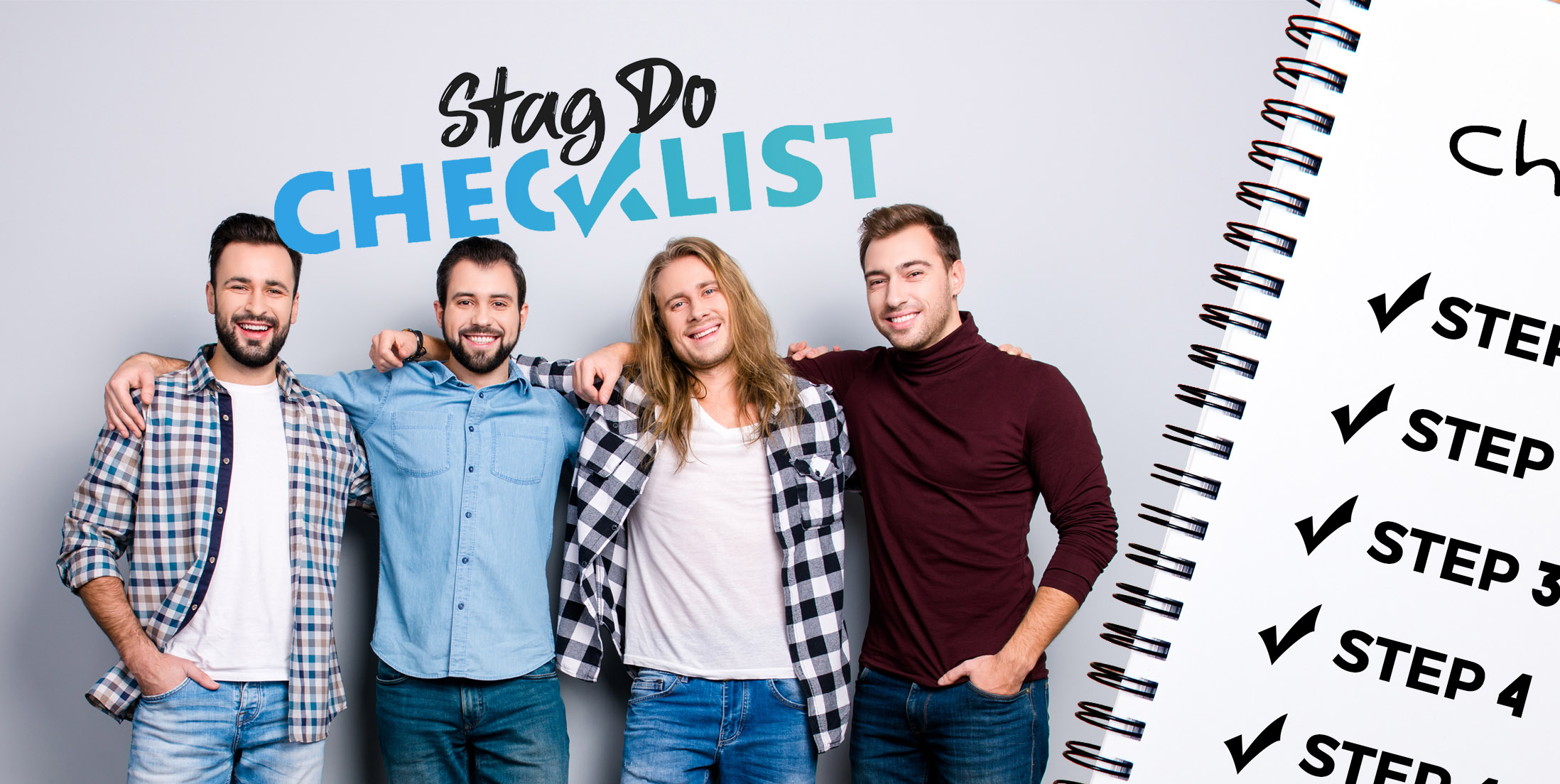 Stag Do Planning Checklist