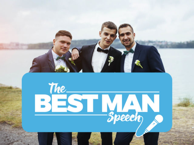 The Best Man Speech Guide