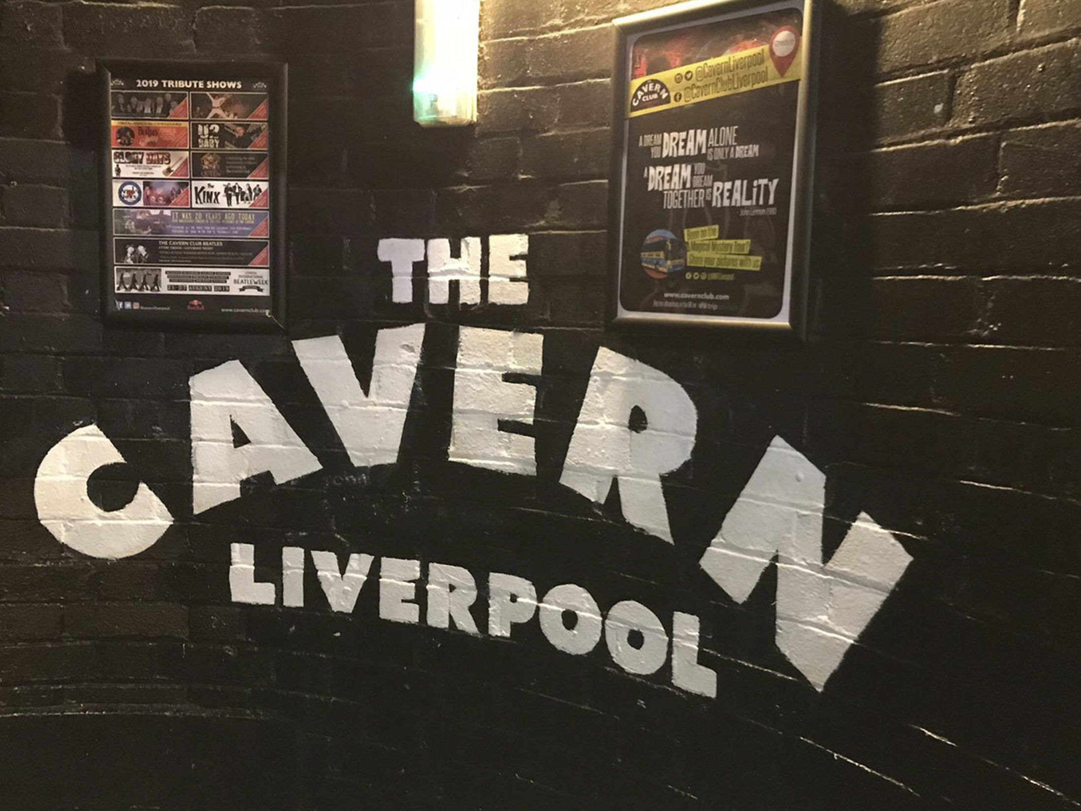 10 Large Christmas Party Venues in Liverpool - The Cavern Club