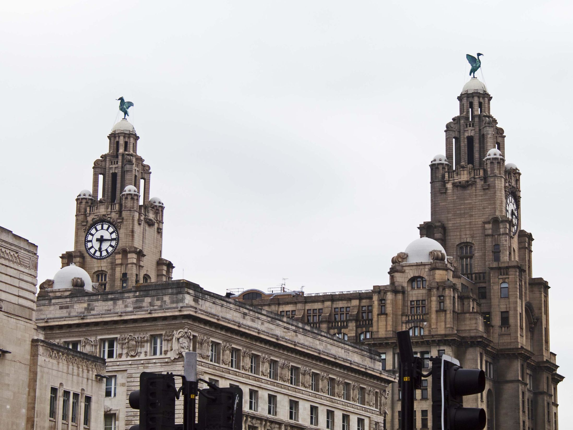 10 Large Christmas Party Venues in Liverpool - The Liver Building