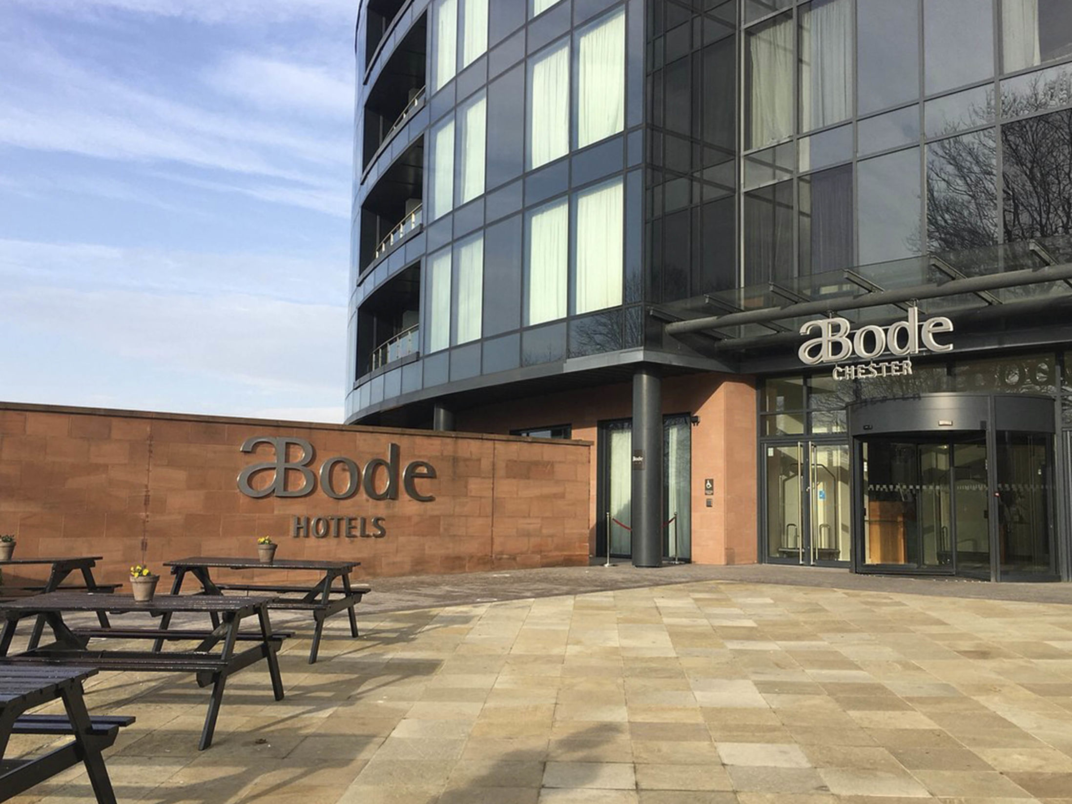 15 Large Christmas Party Venues in the North West - ABode Hotel (Chester)